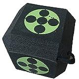 Naisde Trainingsziel Platz 3D-Ziel-Cube 6-Sided Schaum Pfeil Dice Self-Healing Broadhead Zieltrainingsziel squa