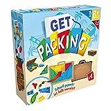 Asmodee Get Packing, Familienspiel, Lernspiel, Deutsch