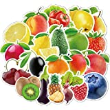 SHUNHUI 100 StüCk Obst, GemüSe, Graffiti-Aufkleber FüR GrüNe Pflanzen, Kinder-Cartoon-Aufkleber, Computer-Laptop-Handy-Aufkleber, Auto-Aufkleb