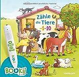 BOOKii® Zähle die Tiere von 1 bis 10: Antippen, Spielen, Lernen (BOOKii / Antippen, Spielen, Lernen)