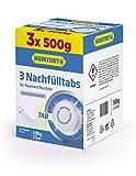HUMYDRY Nachfüllpackungen TAB 3x500g Neutral für Luftentfeuchter ohne S