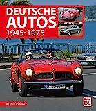 Deutsche Autos: 1945-1975