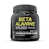 Olimp Beta-Alanine Xplode Powder | Aminosäuren, Beta-Alanin | Pre Workout Boost | Orange Geschmack | 420 g
