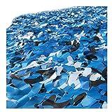 'N/A' Tarnung Netz Pergola Zelt Markise Verstärkt Tarnnetz Garten Carport Terrasse Dekoration Leinwand Netz Balkon UV-Schutz 4x5m 4x6m 4x8m(Size:5x8m)