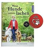 Kosmos Wenn Hunde lachen: HarmoniLogie® – Kommunikationstraining für Mensch und Hund Gebundenes Buch + Hunde-Stick