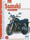 Suzuki GSX 750 (Reparaturanleitungen)