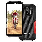 OUKITEL WP12 Outdoor Smartphone Ohne Vertrag, Android 11 Outdoor Handy,4G Dual SIM,4GB RAM 32GB ROM, Global Version 5,5 Zoll 4000mAh, IP68/IP69K Wasserdichter NFC/OTG/GPS