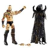 WWE GVB64 - Aleister Black Elite Collection Actionfigur, ca. 15cm, beweglich, Geschenk zum Sammeln für WWE Fans, ab 8 Jahren