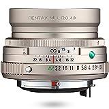 HD PENTAX-FA 43mmF1.8 Limited Silber – Weitwinkelobjektiv mit leistungsstarker HD-Vergütung, für das PENTAX K-System mit 35 mm Vollformat S