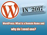 WordPress: What is a Domain Name and Why Do I Need One?