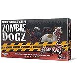 Z-Man Games Spanien Tischset, Farbe (Zombie Dogz)