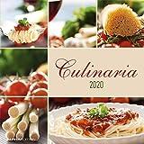 Culinaria 2020 - Broschürenkalender (30 x 60 geöffnet) - Wandkalender - Küchenplaner - Küchenkalender - Wandp