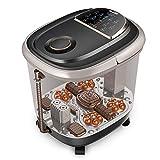 YYhkeby Automatische Konstante Temperatur Fußbad Elektrische Massageheizung Home Maschine Deep Barrel Jialele