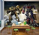 Großformatige Wandbilder 3D Spider-Man Cartoon Zimmer TV Hintergrund Tapete Kind Vliesstoff 3D Wandbild Tapete