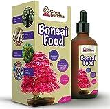 Grow Buddha Bonsai-Düngemittel Lebensmittel 100ml Spezialfutter für Bonsai-Pflanze