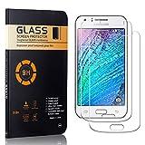 SONWO Schutzfolie für Galaxy S7 Edge Panzerglas, Ultra Clear 9H Panzerglas Displayschutzfolie für Samsung Galaxy S7 Edge, HD Klar Tempered Schutzfolie, 4 Stück