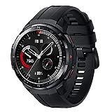 HONOR Watch GS Pro - Multisport-Smartwatch mit 25-tägiger Akkulaufzeit, Militärstandard Zertifiziert, GPS-Route zurück, 1,39-Zoll-AMOLED, IP68, SpO2, Herzfrequenzmessung, Schwarz