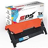 SPS CLT-C404S Toner Cyan kompatibel für Samsung Xpress C430 C430 Series C430W C480 C480FN C480FW C480 Series C480W C482W SL-C430 SL-C430 Series SL-C430W SL-C483 SL-C483FW SL-C483W