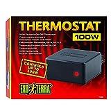Exo Terra PT2456 Thermostat 100 W, schw