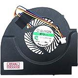 (Discrete Video Card 4pin/ 3Kabel) Lüfter Kühler Fan Cooler kompatibel für Lenovo Thinkpad T510 (4313), T510 (4349-2NU), T510 (4349-2MU), T510 (4313-28U), T510 (4313-29U), T510 (4314-DPU)