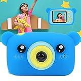 Kinderkamera, 1200mAh Akku Baby Mini Kamera, für Zuhause für Reisen für Kinder für Freunde(X500 Bear)