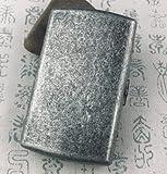 XIAOXIA 12 Retro-Mode-Zigarettenetui-Persönlichkeit Ultradünn Tragbarer Zigarettenhalter Kreativer Und Exquisiter Tang-Gras-Muster Reines Kupfer