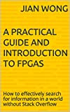 A practical guide and introduction to FPGAs: How to effectively search for information in a world without Stack Overflow (English Edition)