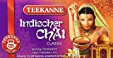 Teekanne Indischer Chai 20 Beutel, 6er Pack (6 x 40 g Packung)