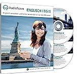 AudioNovo Englisch I, II und III - Schnell und einfach Englisch lernen für Erwachsene (inklusive mobile App, Audio-Sprachkurs Englisch für Anfänger und Fortgeschrittene, 42Std)