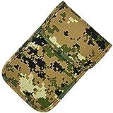 Effektive 99,99% Anti-Strahlung Handy Anti-Tracking Anti-Spionage GPS RFID Signal Blocker Tasche Tasche Hörer Funktion Tasche EMF Schutz Abschirmung WiFi 5G (Land Camouflage)
