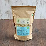 süssundclever.de® Bio Mandeln   blanchiert & gehobelt   500g   plastikfrei und ökologisch-nachhaltig abgepackt   aus Sp