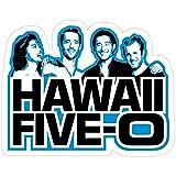 Cooler Aufkleber für Auto, LKW, Trinkflasche, Kühlschrank, Laptop Hawaii Five O Hawaii Five-O Hawaii Five-O: Time Out Aufkleber (3 Stück/Packung) 2924354317328