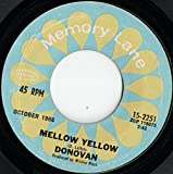 Mellow Yellow / Sunshine Superman [Vinyl Single 7'']
