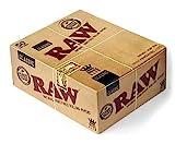 Raw klassische King Size Papiere mit 50 Packungen