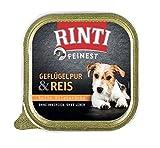 Finnern-Rinti 11x 150g Feinest Geflügel Pur & Reis