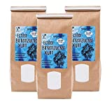 Echter Birkenzucker Xylit, Natürlicher Zuckerersatz Ohne Mais Aus Finnland EU Qualität (3 x 1000g) vom Kräuterladen.com