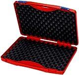 KNIPEX Werkzeug-Box 'RED' leer 00 21 15 LE