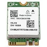 Jaimenalin BCM94350ZAE DW1820A 802.11AC 867 Mbit/S Bcm94350 M.2 NGFF-WLAN-WLAN-Netzwerkkarte Ist Besser Als Bcm94352Z Dw1820