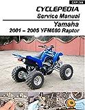 CYCLEPEDIA Yamaha Raptor 660 Online Manual (English Edition)