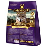Wolfsblut   Black Bird Large Breed   15 kg   Truthahn   Trockenfutter   Hundefutter   Getreidefrei