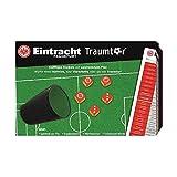 Eintracht Frankfurt - Traumtor - Würfelbecher Logo mit 5 Würfeln, Knobelspiel SGE (L)