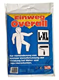 JUFOL 70011 Einweg-Maler-Overall, Größe L-XL