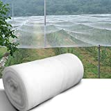 APODA Schutznetz für Insekten, Insektennetz, Garten-Tunnel zum Anbau von Pflanzen, feinmaschiges Netz zum Schutz von Pflanzen, Gemüsep