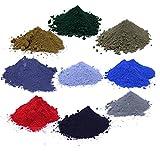 BTT-PIG RAL 7015 1kg Einfärben von Estrich Epoxidharz Betonboden Farbpulver Pigment Pigmentpulver