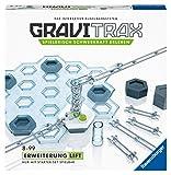 Ravensburger GraviTrax Erweiterung Lift - Ideales Zubehör für spektakuläre Kugelbahnen, Konstruktionsspielzeug für Kinder ab 8 Jahren