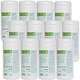 Desinfektionstücher, 12x120 Stk, Komplettkarton (1.440 Blatt), VAH, 60 Sek. Einwirkzeit, alkoholfrei, ohne Wasserstoffperoxid, ohne C