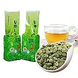 Health Care Taiwan Ginseng Oolong Tee 250g (0.55LB), Chinesischer Ginseng Tee, Wu Long Tee Grüner Lebensmittel Oolong Tee Grüner Tee