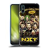 Head Case Designs Offizielle Zugelassen WWE NXT Pay-per-View-Superstars Soft Gel Handyhülle/Hülle kompatibel mit Xiaomi Redmi 9A / Redmi 9AT
