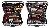 PROJAHN 8684 Proficraft Werkzeugkoffer SCHREINER, 92-tlg