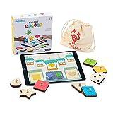 Marbotic - Smart Shapes für iPad - Alter 3+ Jahre - Interaktives Formen- & Farben-Set aus Holz - Praktische Lernspiele für Kinder - Fördert kognitive & kommunikative Fähigkeiten